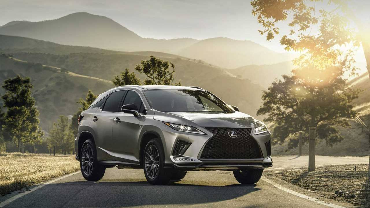 2020 Lexus RX and RXL gain Android Auto and more