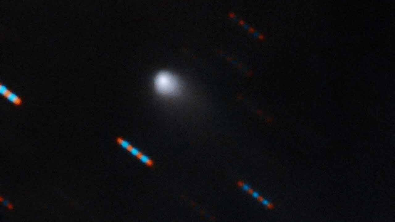 New interstellar object dubbed 2I/Borisov