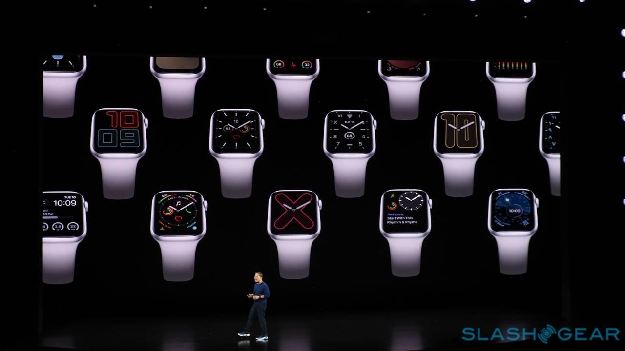 Apple Watch Series 5 adds always-on display