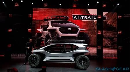 Audi AI:TRAIL quattro is the off-roader of the future