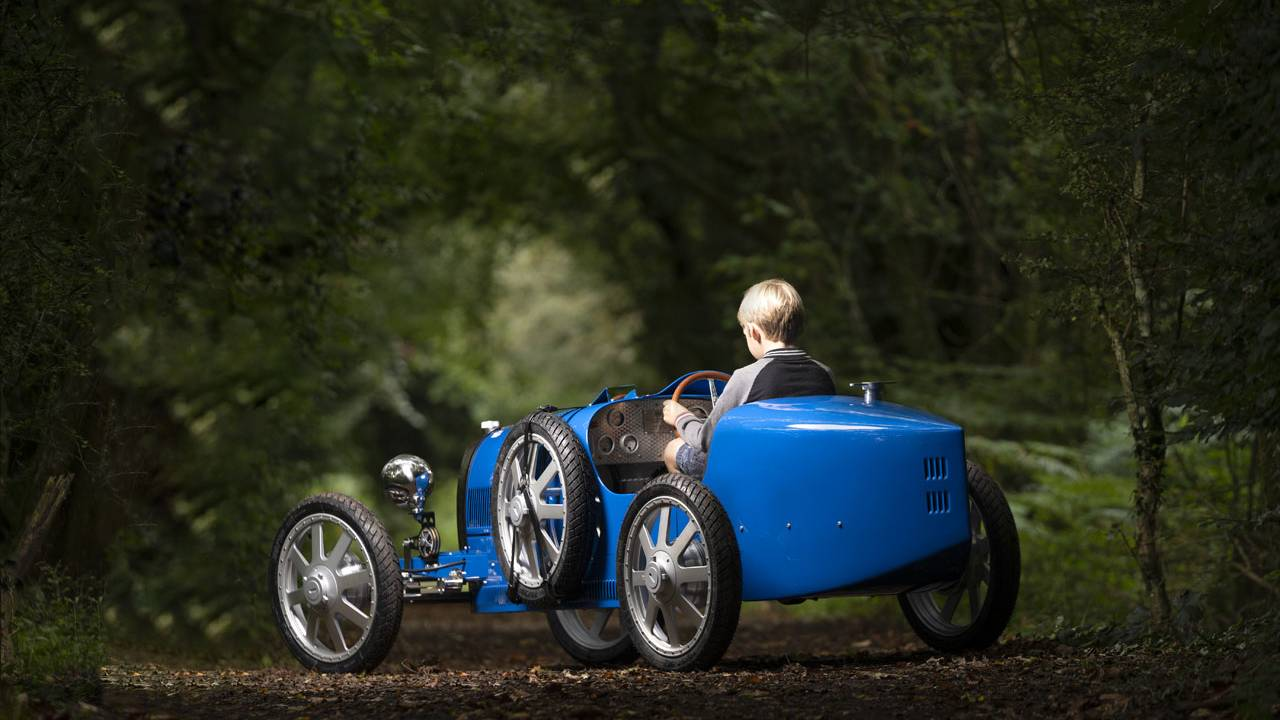 Bugatti Baby II sold out in three weeks