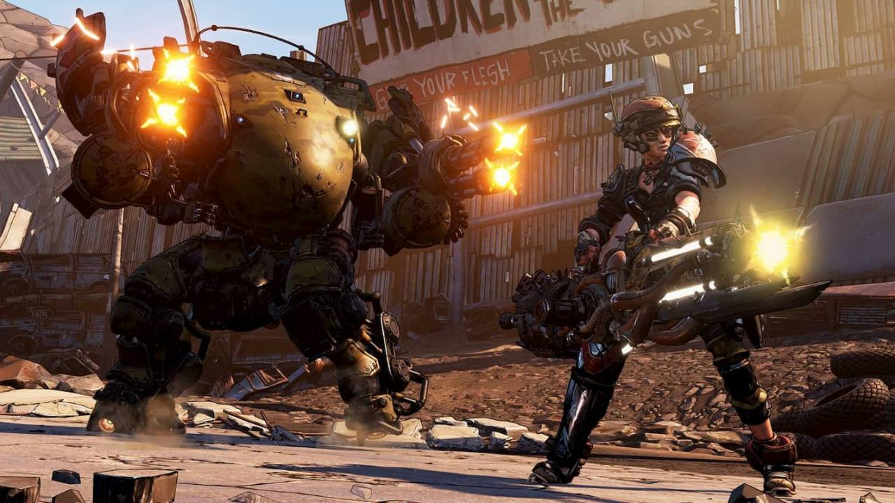 Borderlands 3 becomes 2K's fastest selling game despite Epic exclusivity