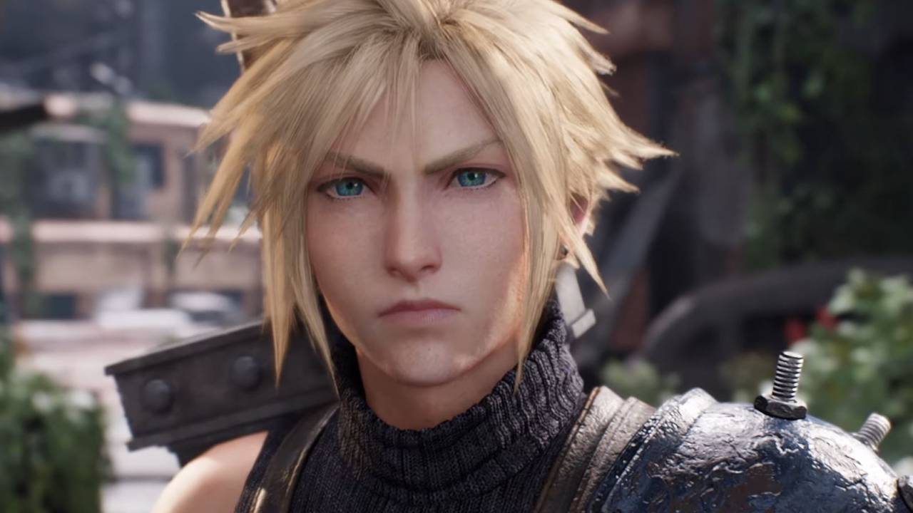 Final Fantasy VII Remake's TGS trailer is a hefty one
