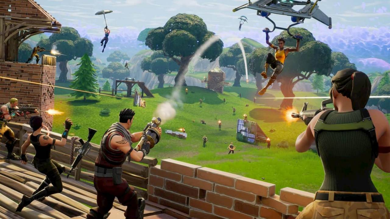 Fortnite v10.30 patch notes reveal big map changes
