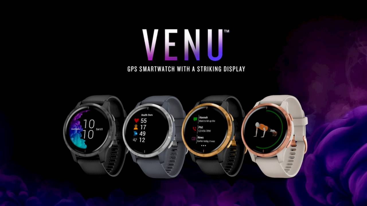 Garmin heads to IFA 2019 with eight new smartwatches