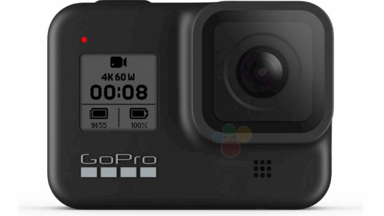 GoPro Hero8 Black leaks again with its genius new accessories