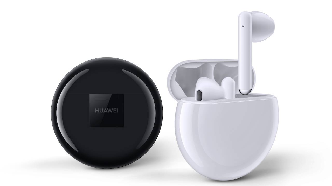 Huawei's FreeBuds 3 look like AirPods, but don't let that fool you