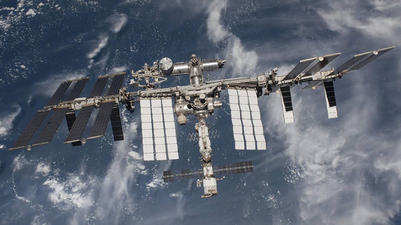 International Space Station gets 600 Mbps data rate upgrade