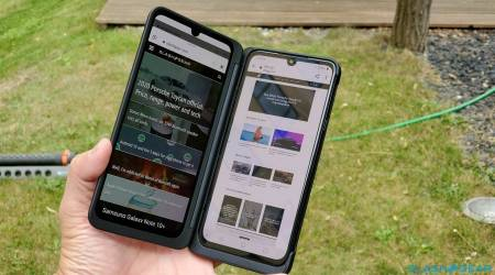 LG G8X ThinQ brings improved Dual Screen and smarter multitasking