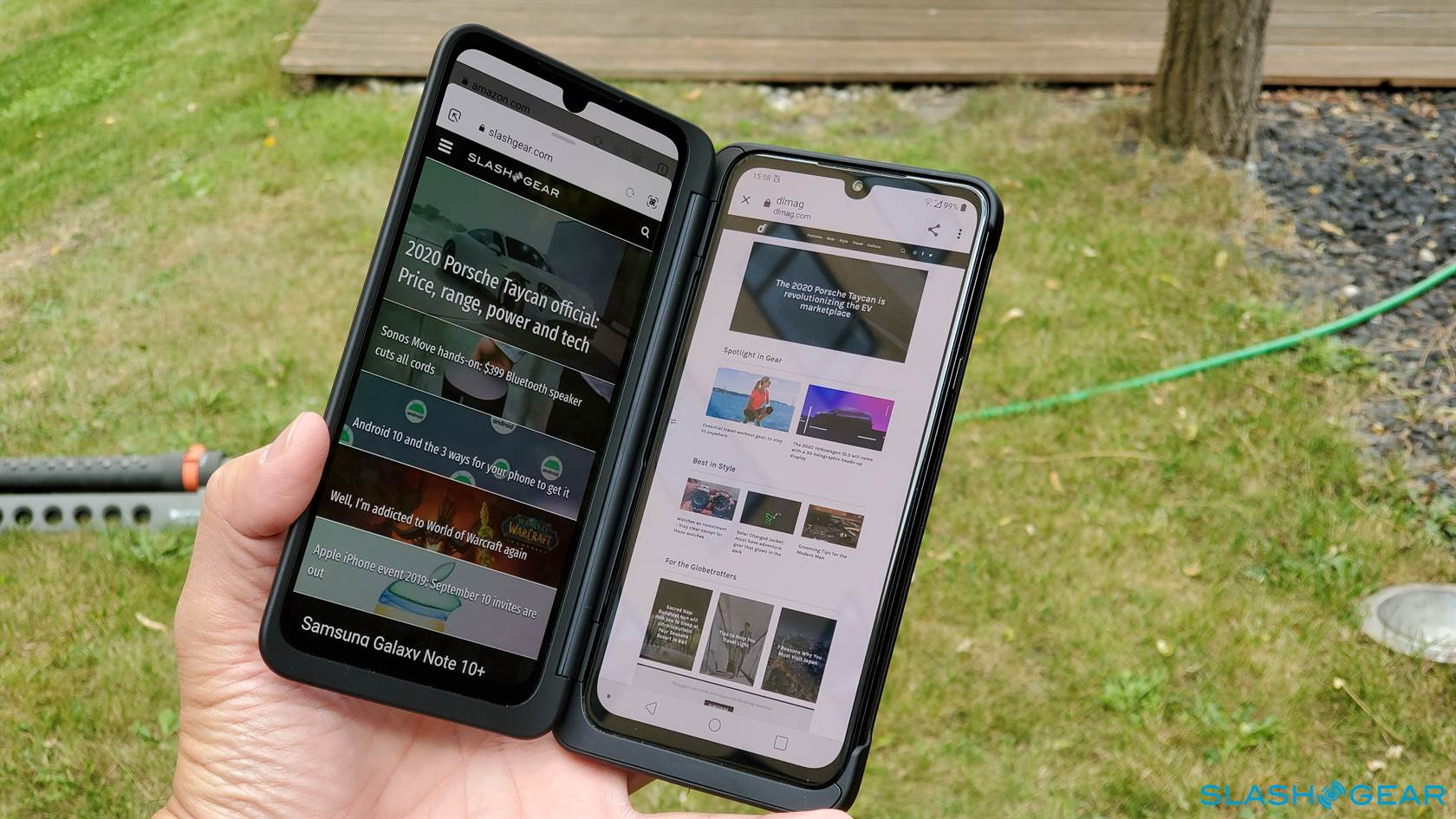 LG G8X ThinQ brings improved Dual Screen and smarter