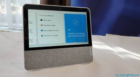 Lenovo Smart Tab M8, Yoga Smart Tab and Smart Display 7 pack Google Assistant