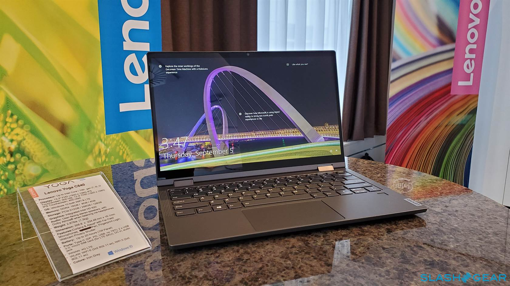 Lenovo Yoga C940 And C740 Offer Flexibility 4k Hdr And 10th Gen Intel Slashgear