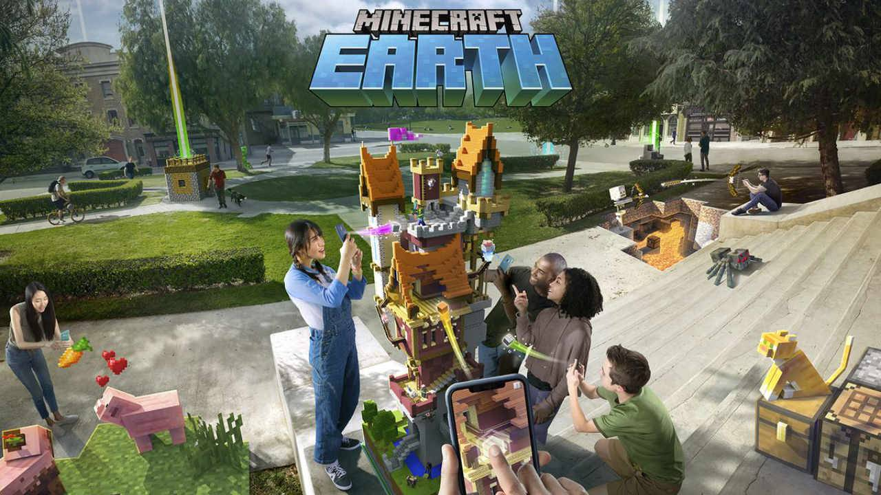Minecraft Earth early access arrives in some countries next month