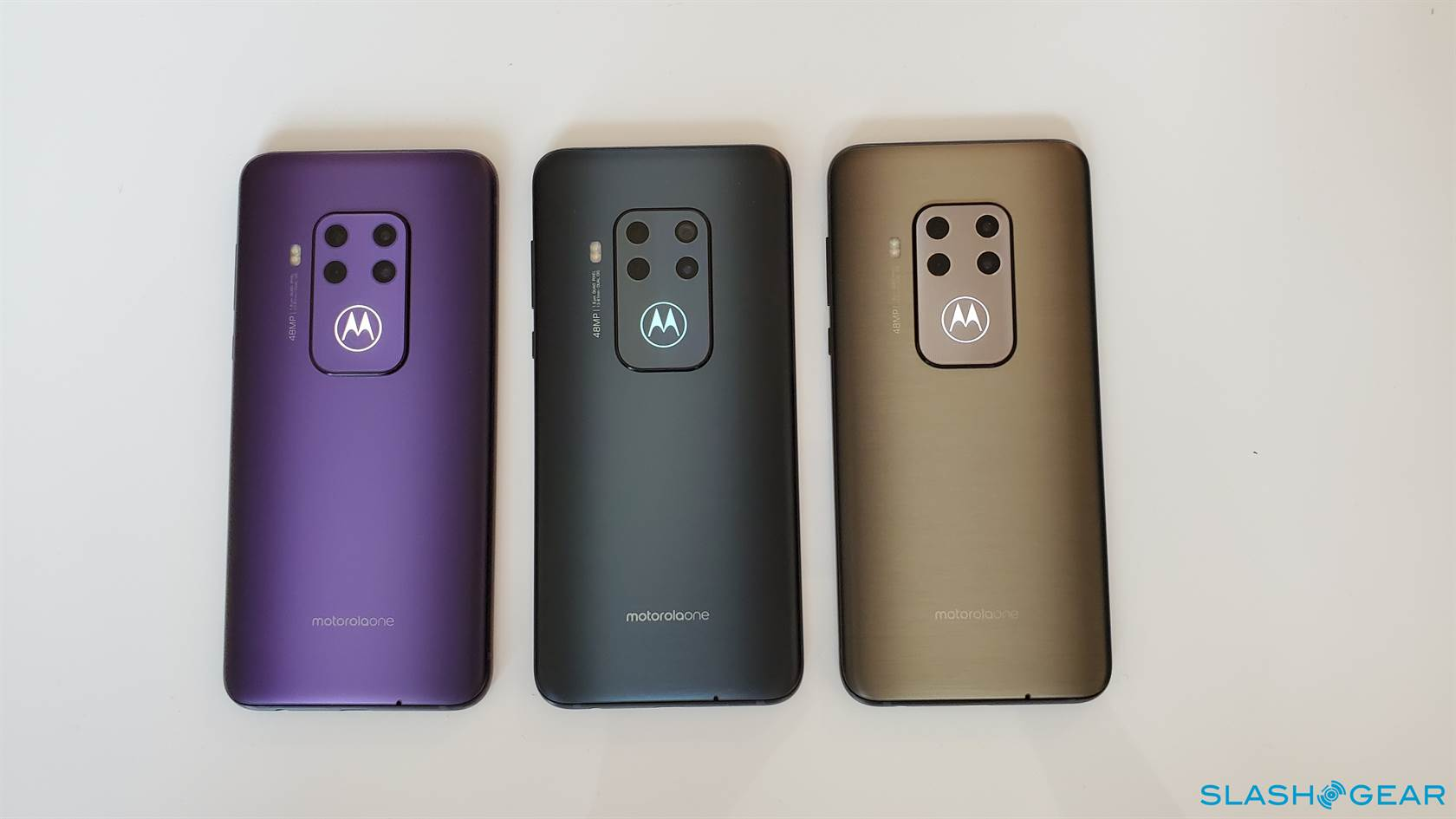 Motorola One Zoom first look: 48-megapixel Android on a