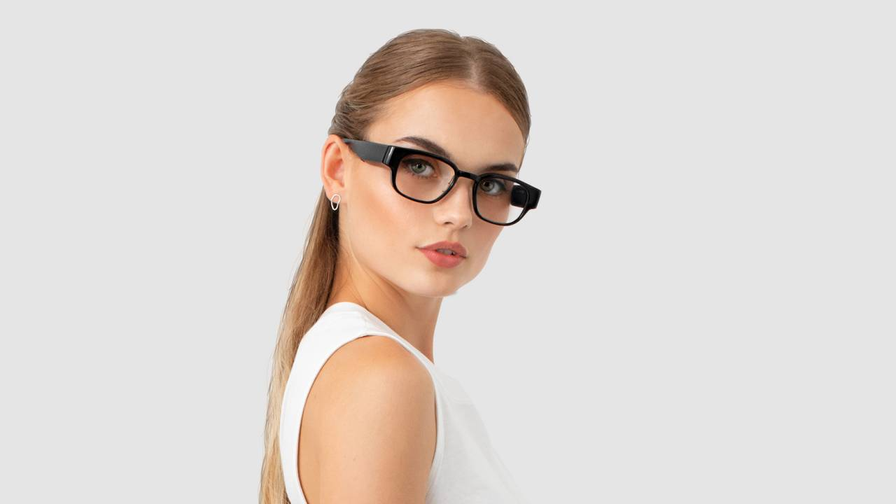 North Focals smart glasses in-app sizing skips the store visit
