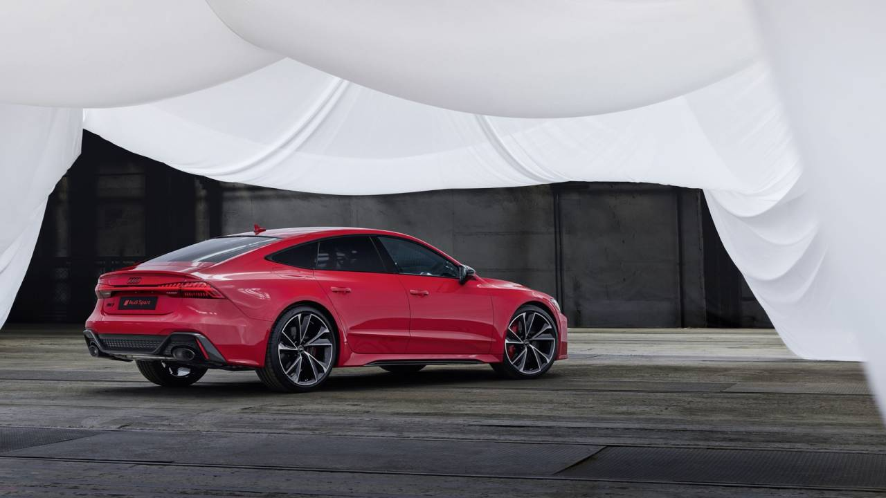 2020 Audi RS7 Sportback Gallery