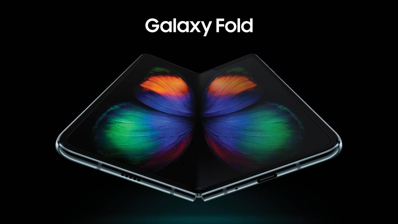 Galaxy Fold available starting this week