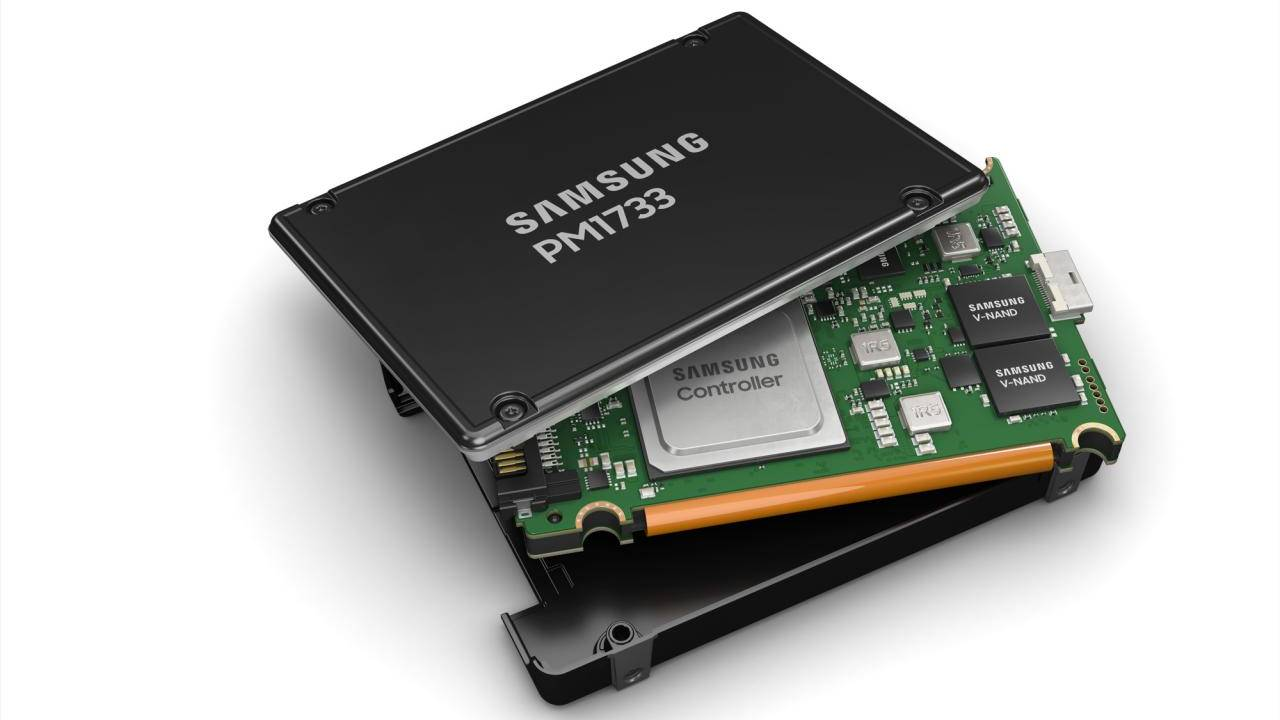 Samsung PCIe Gen4 SSDs boast three software innovations