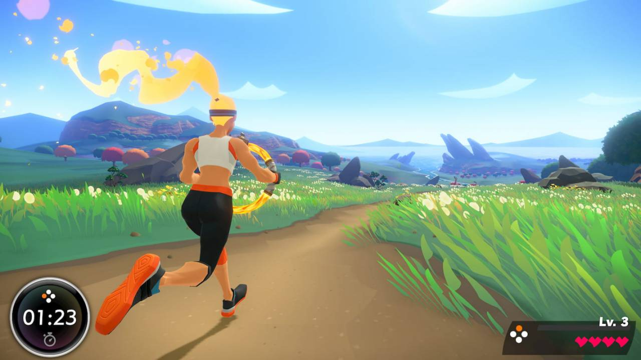 Ring Fit Adventure could give Switch its Wii Fit breakout