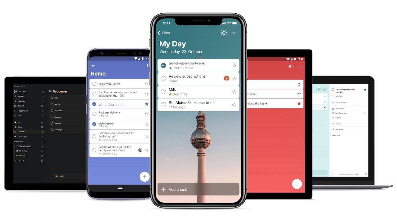 Microsoft To-Do 2.0 launches amidst Wunderlist hurts