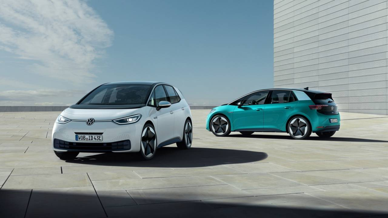 2020 VW ID.3 official as Volkswagen bets on electric