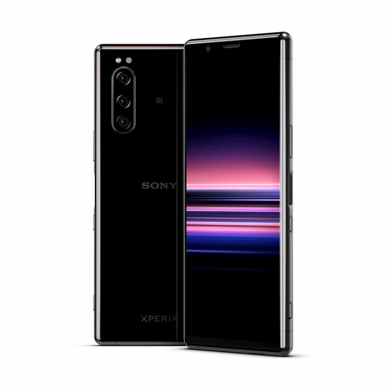 Sony Xperia 5 flexes its camera and stretched display at IFA