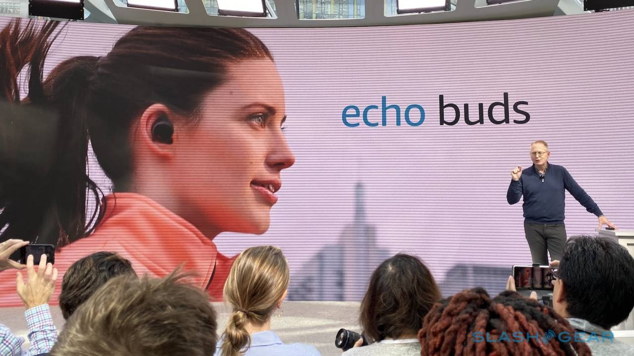 Amazon Echo Buds revealed: Bose tech, Alexa, and noise cancellation