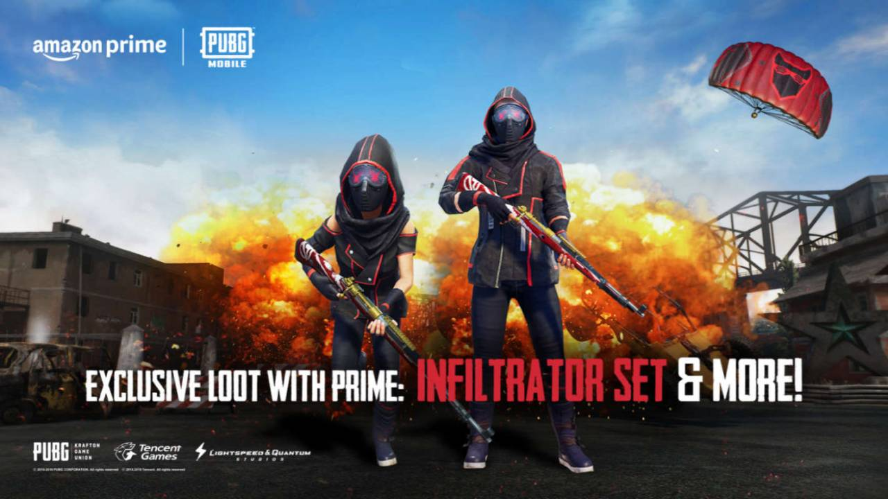 Amazon Prime members now get free loot for popular mobile games
