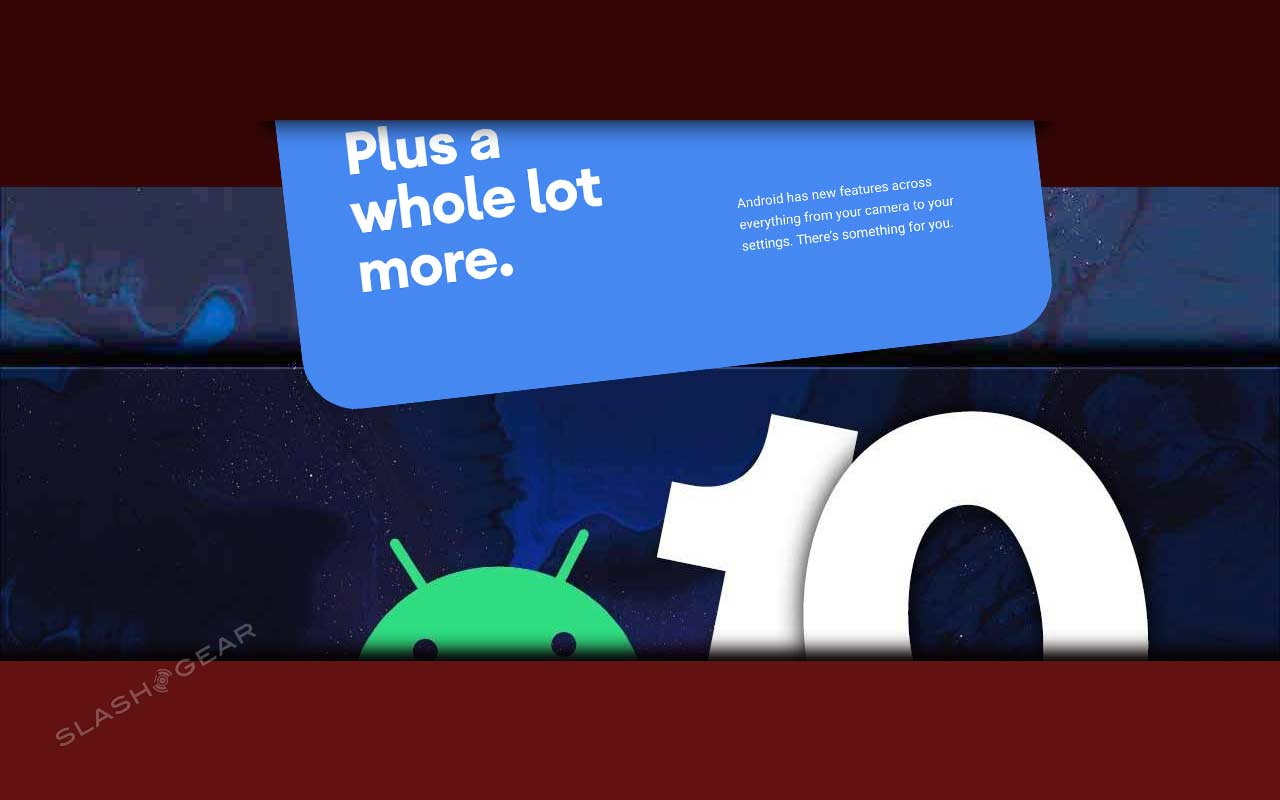 Android 10 released [UPDATE 2: Pixel today!] - SlashGear