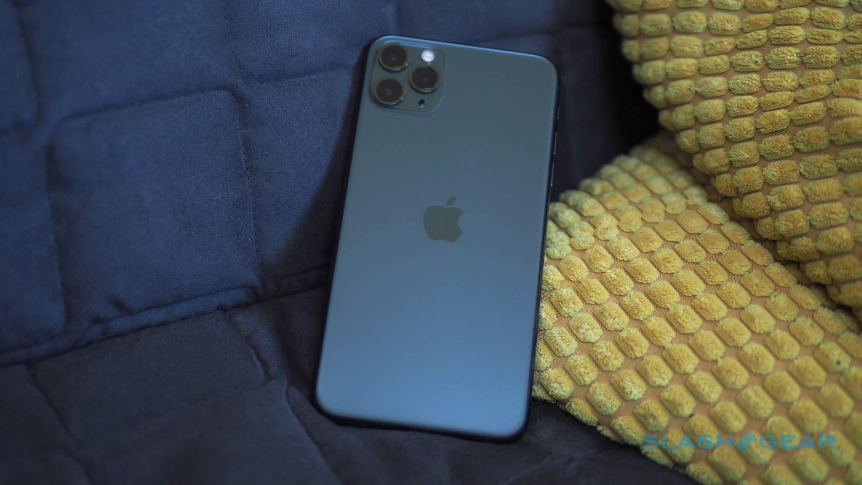 The Midnight Green Iphone 11 Pro Is Living Up To