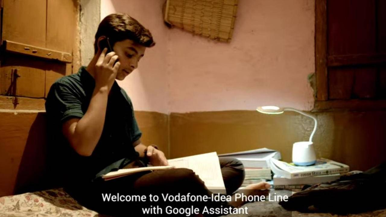 Vodafone-Idea Phone Line lets users literally call Google Assistant