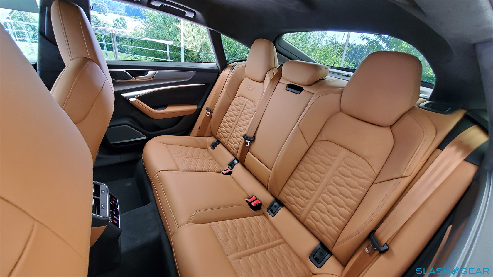 2020 Audi Rs7 Sportback First Drive Review Slashgear