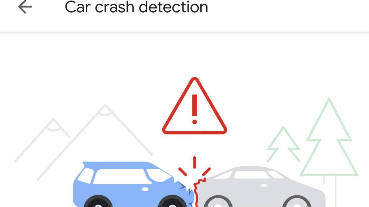 Pixel 4 Car Crash Detection is a feature you hopefully won't have to use
