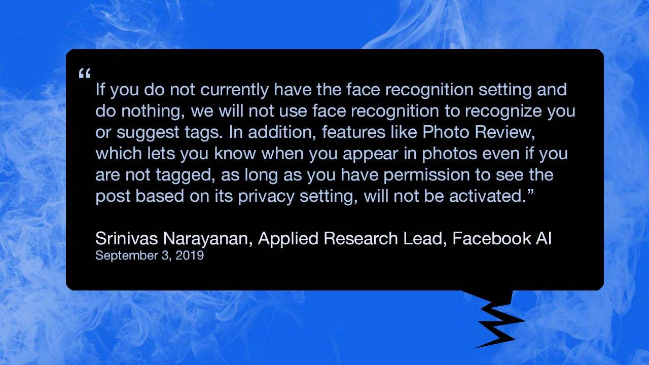 Facebook adds face recognition opt-out: Here's how to