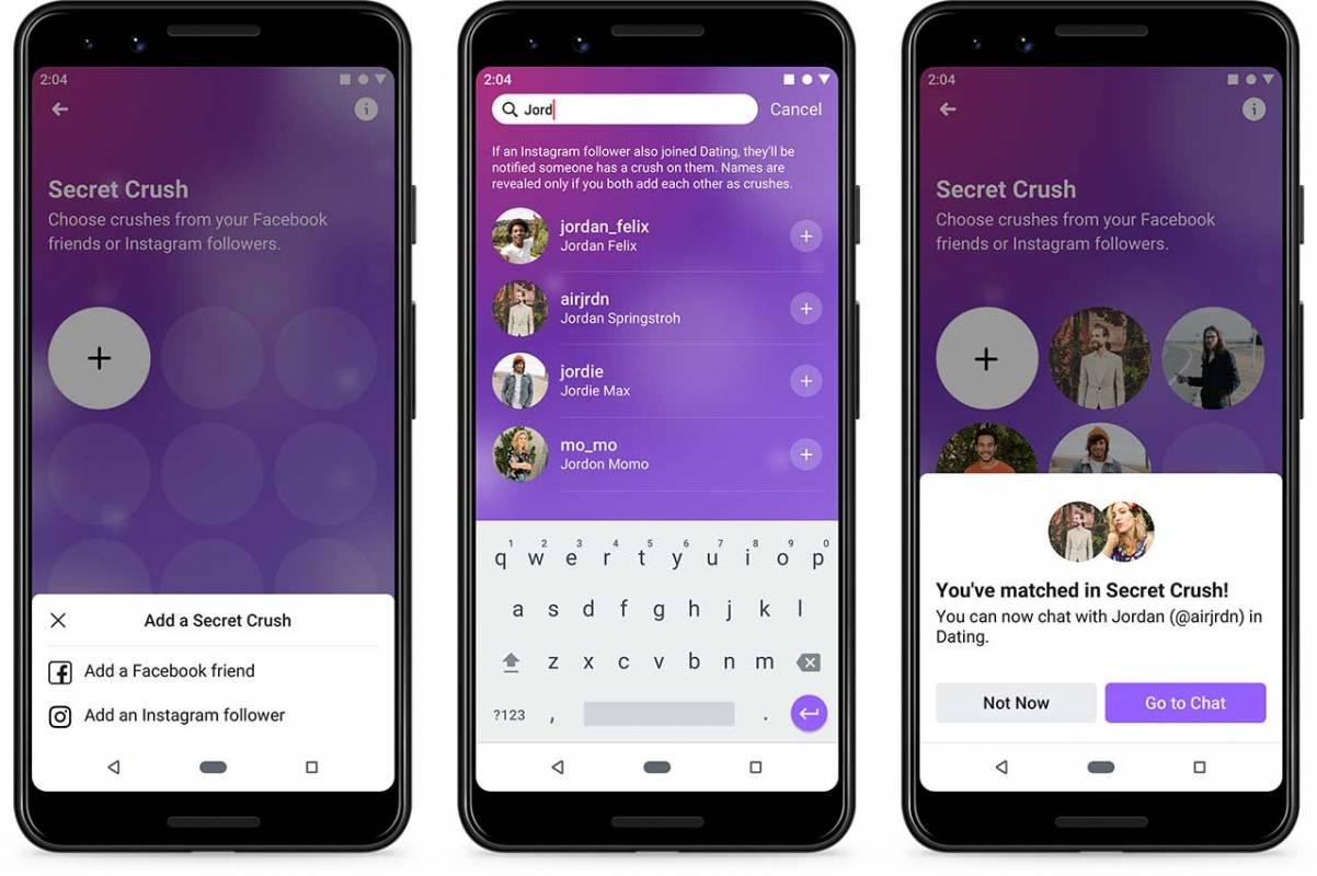 iPhone Instant dating App