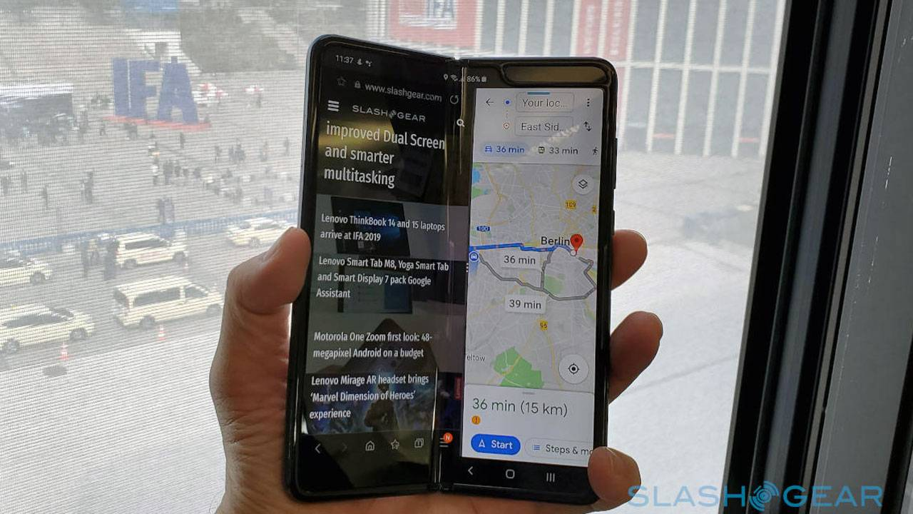 Samsung Galaxy Fold released in USA to wary consumers