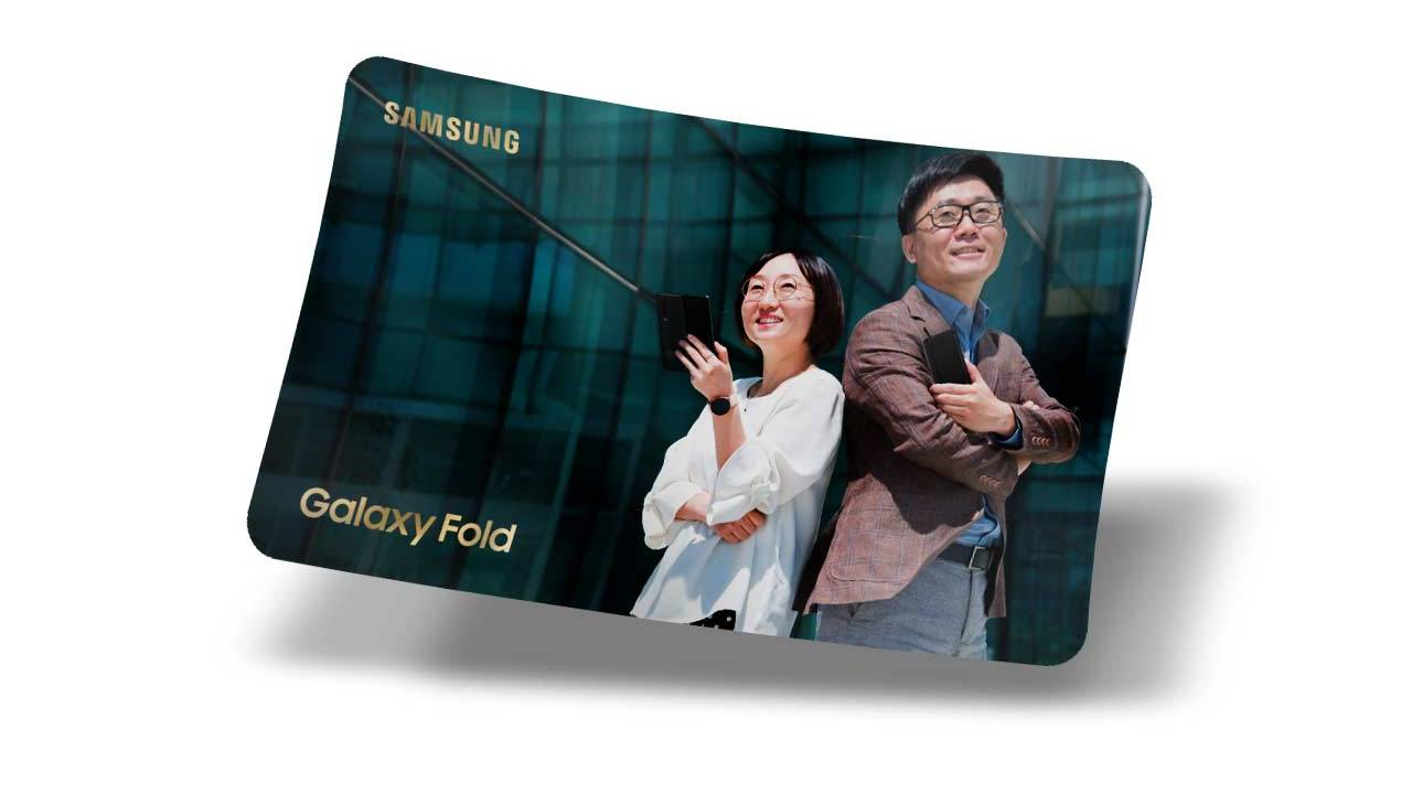 Samsung on why Galaxy Fold won't be a software flop