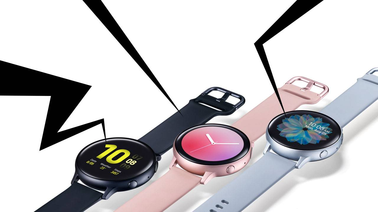 Samsung Galaxy Watch Active2 released for sale in USA