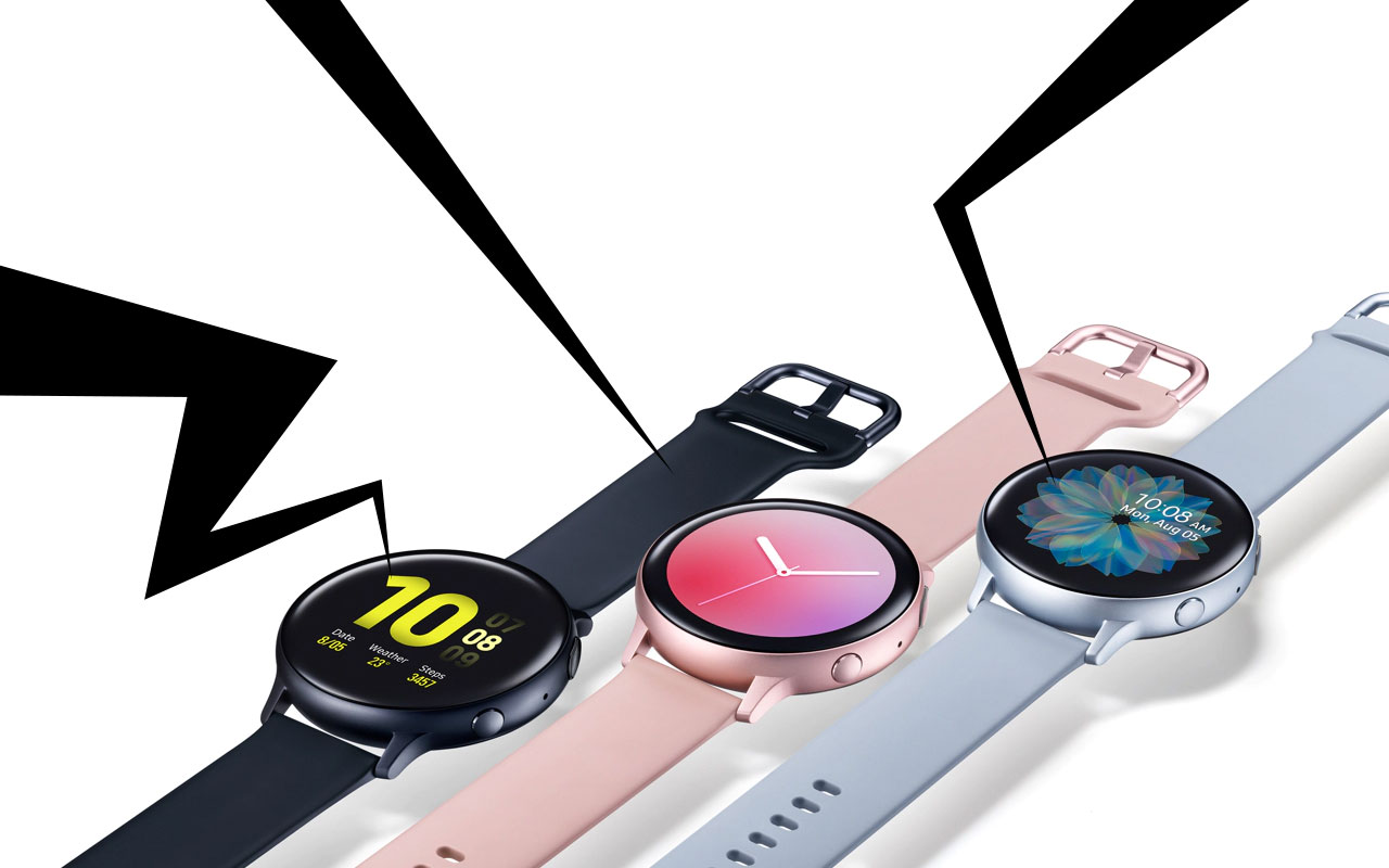 Samsung Galaxy Watch Active2 Released For Sale In Usa Slashgear