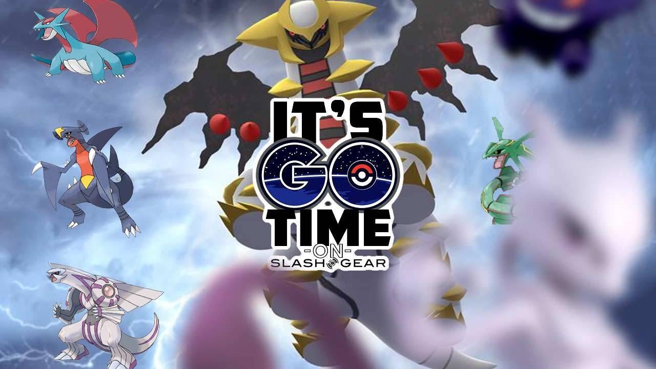 Shiny Pokemon GO Giratina raid counters and movesets: UPDATED details