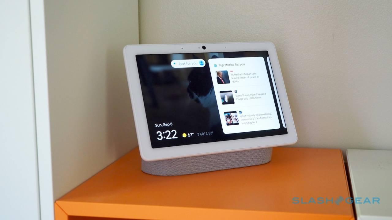 Google Nest Hub Max Gallery