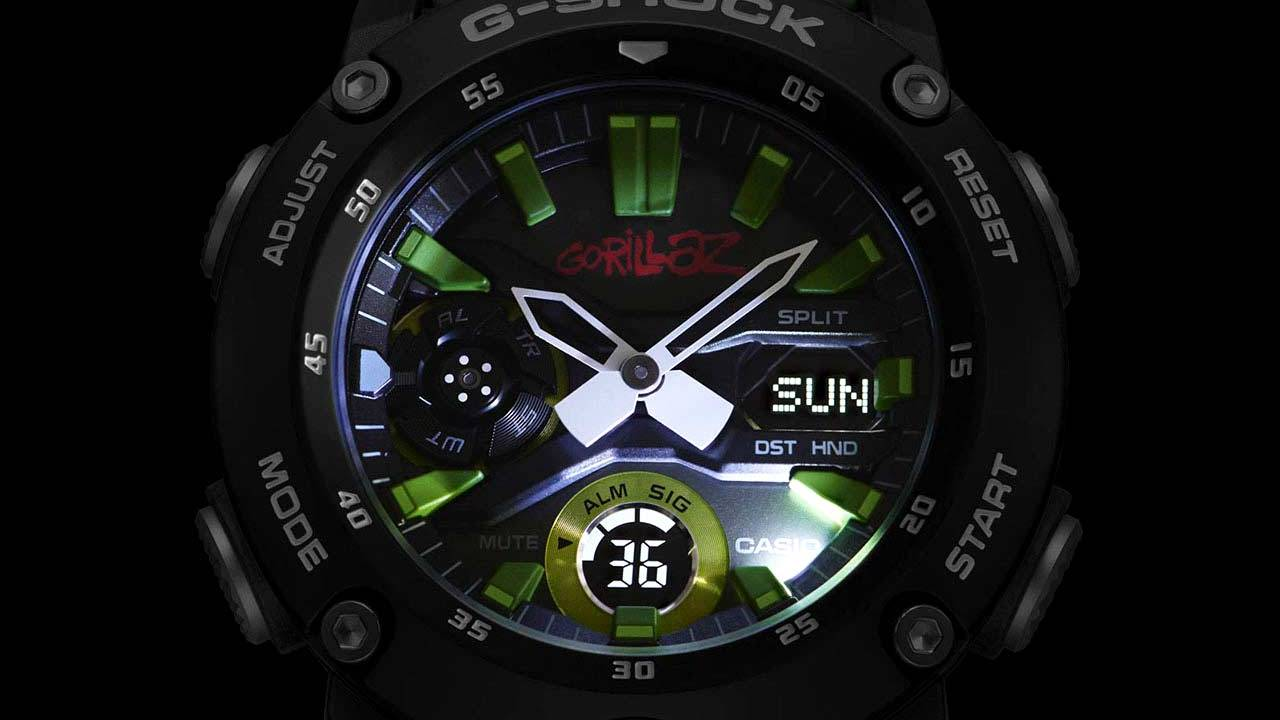 Gorillaz G-SHOCK watches return, one year later
