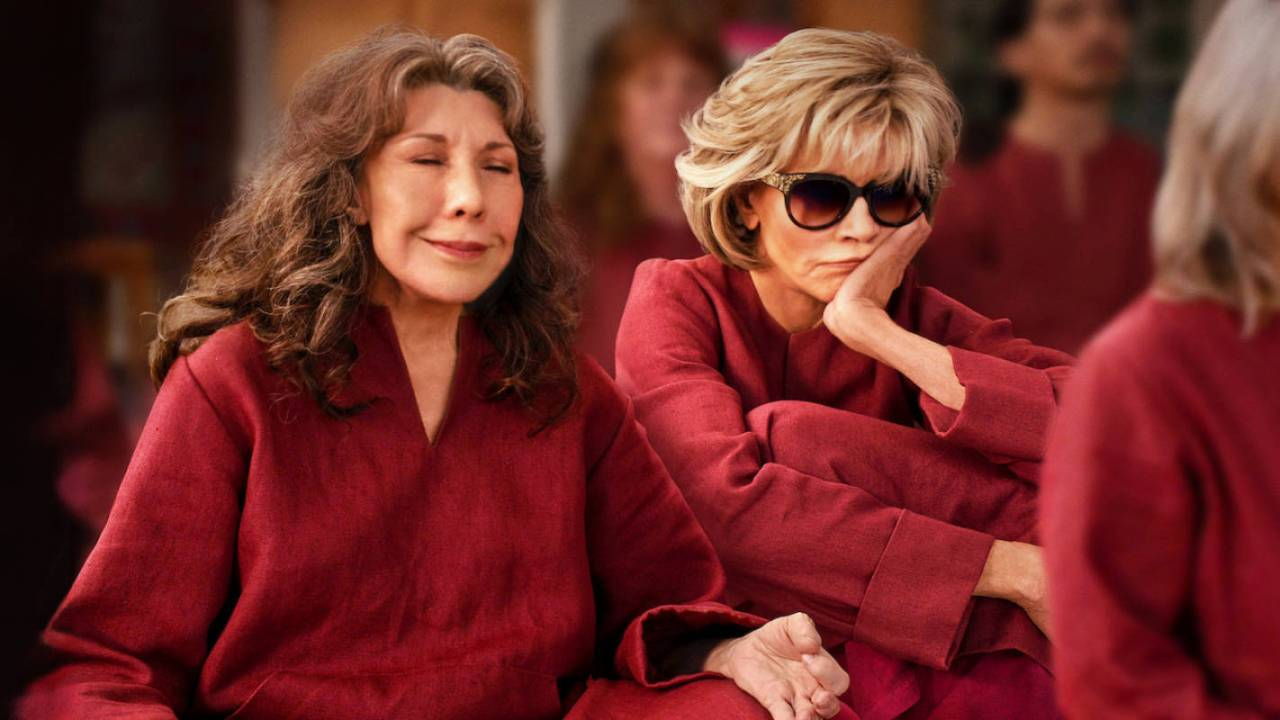 Netflix will end 'Grace and Frankie' with its seventh season