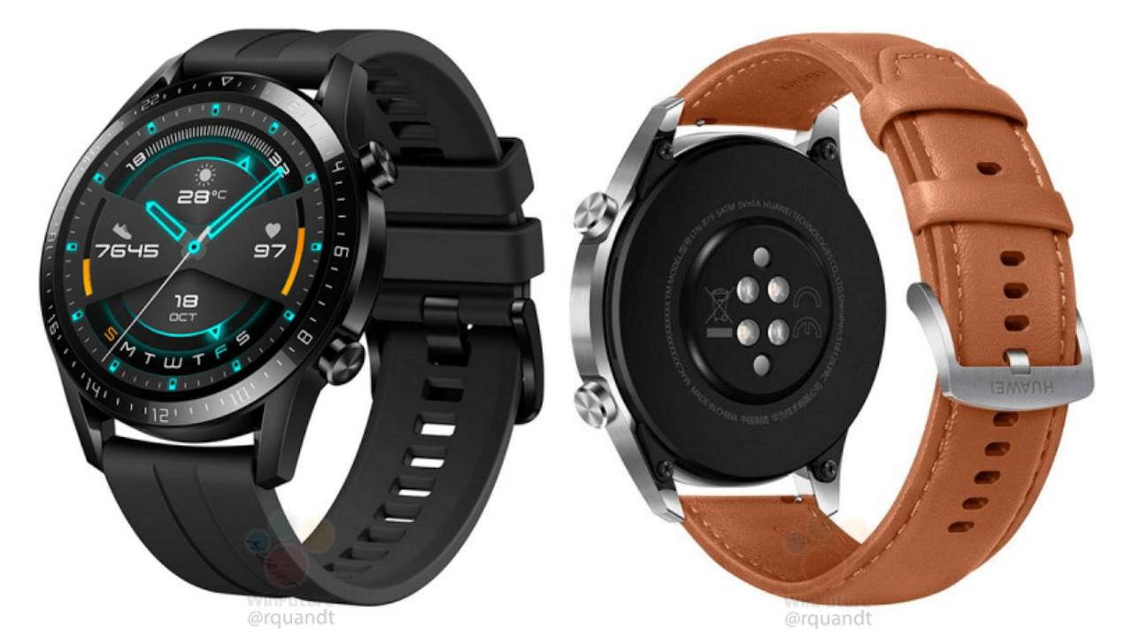 Huawei Watch GT 2 leak reveals better features and still no Wear OS