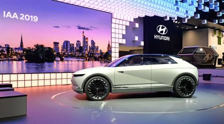Hyundai reveals 45 EV Concept at IAA 2019