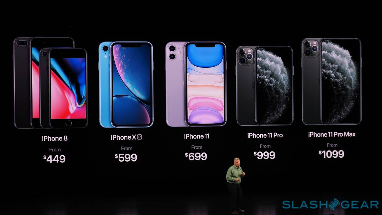 iPhone 11, Pro, Max release date, preorder, and price tiers revealed