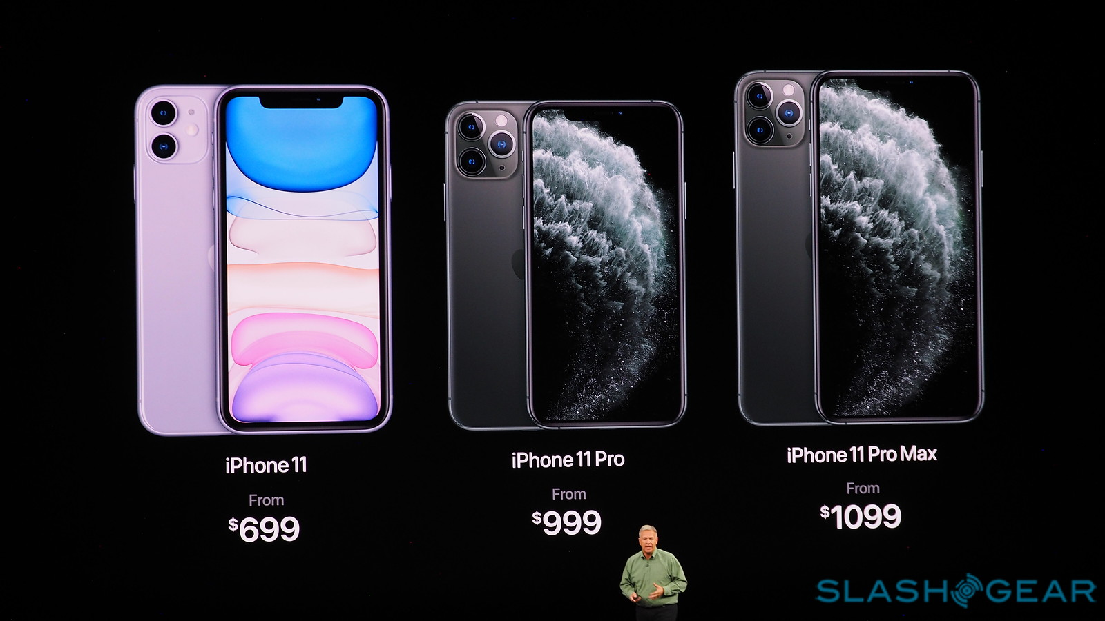 Iphone 11 Pro Max Release Date Preorder And Price Tiers