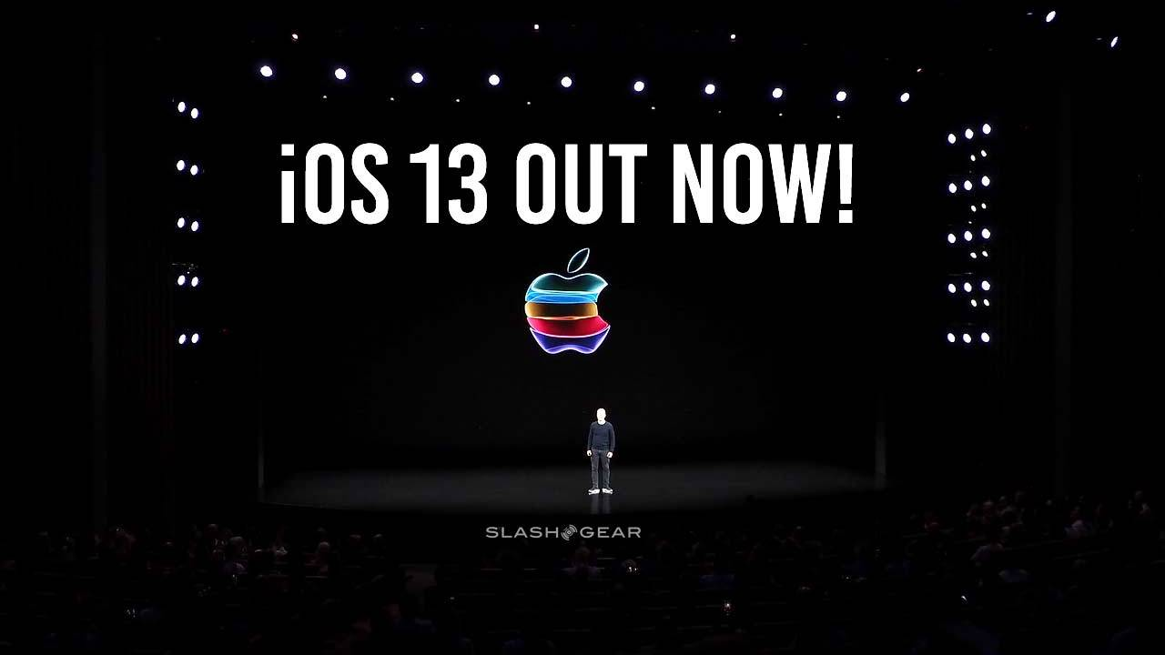 iOS 13 release date and time [UPDATE: Out now!]