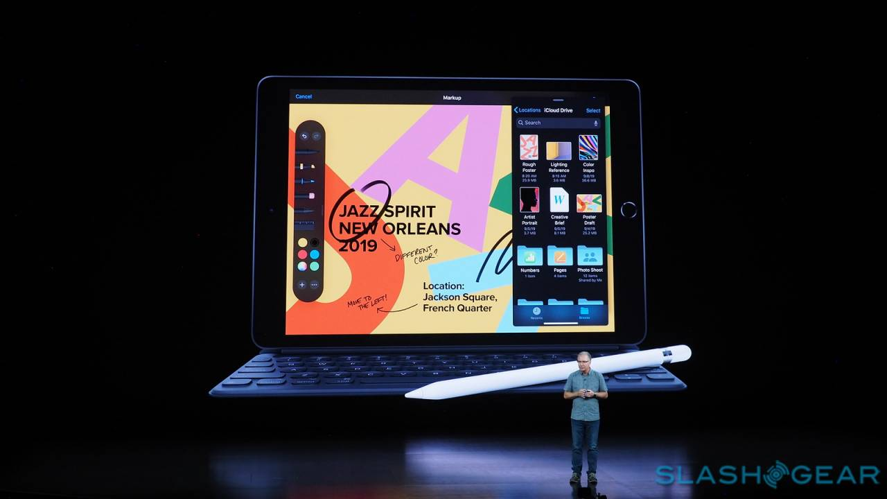 New 10.2-inch iPad released today for $329