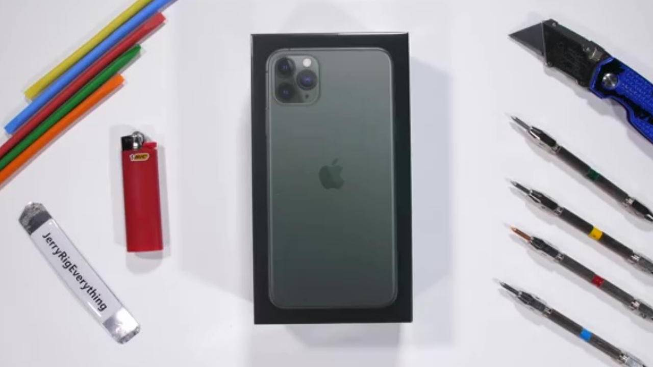 iPhone 11 Pro Max may be the most durable iPhone yet